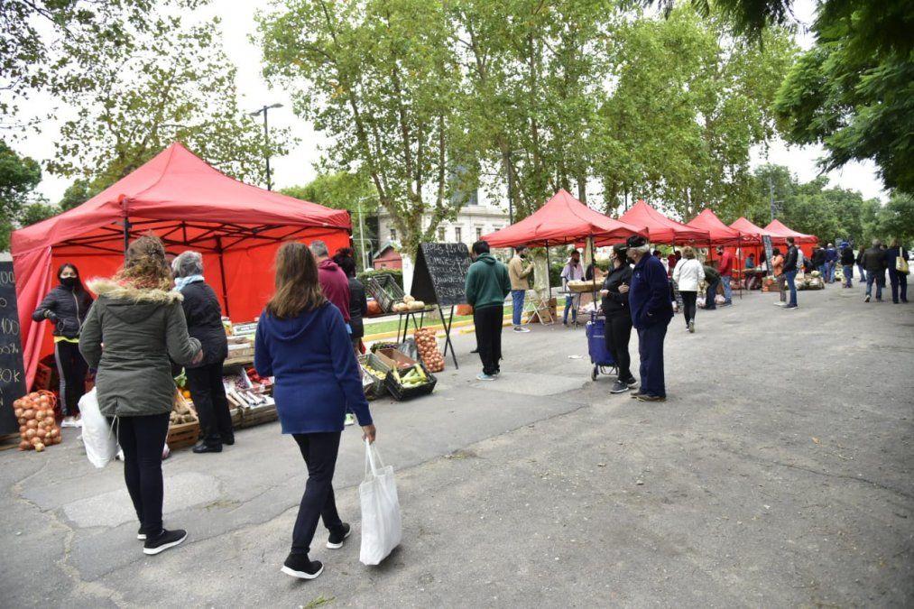 Feria Franca: casi un 30% de ahorro