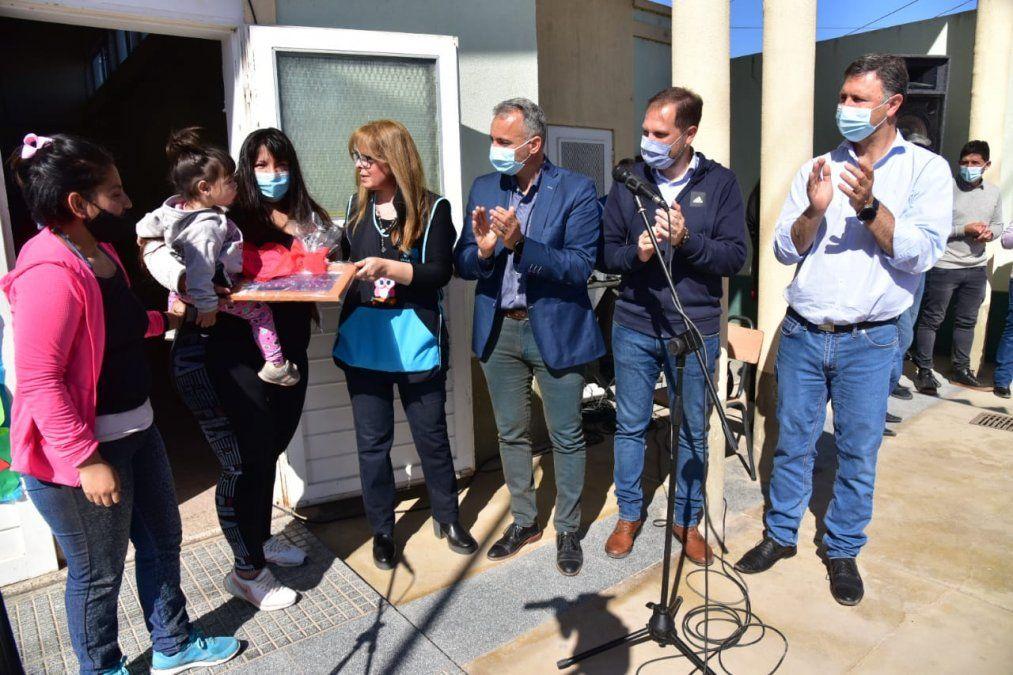 El Centro de Promoción Familiar de barrio Los Olmos celebró sus 18 años
