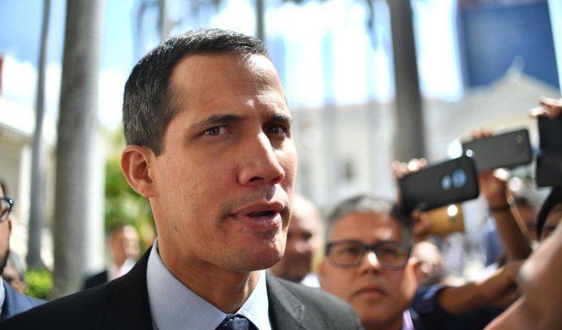 Guaidó nombró a una embajadora para Argentina