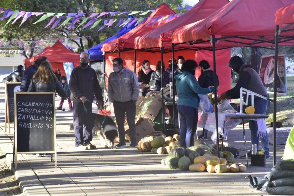 El próximo sábado vuelve la Feria Franca a plaza Independencia