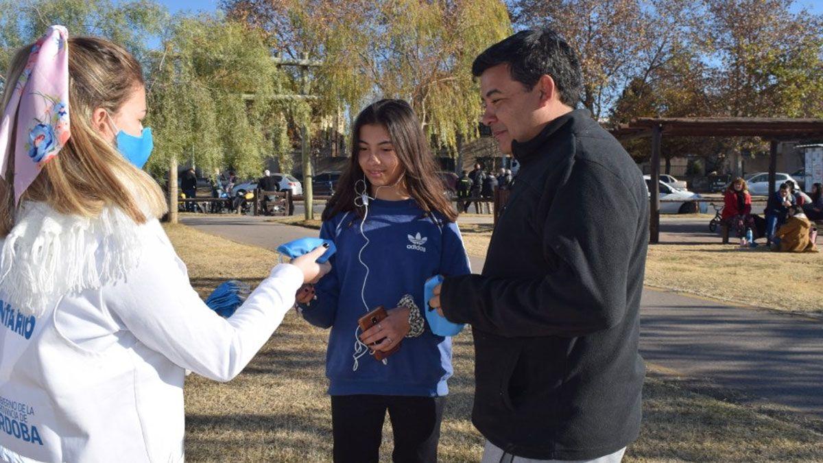 El COE Regional Río Cuarto convoca a voluntarios espontáneos