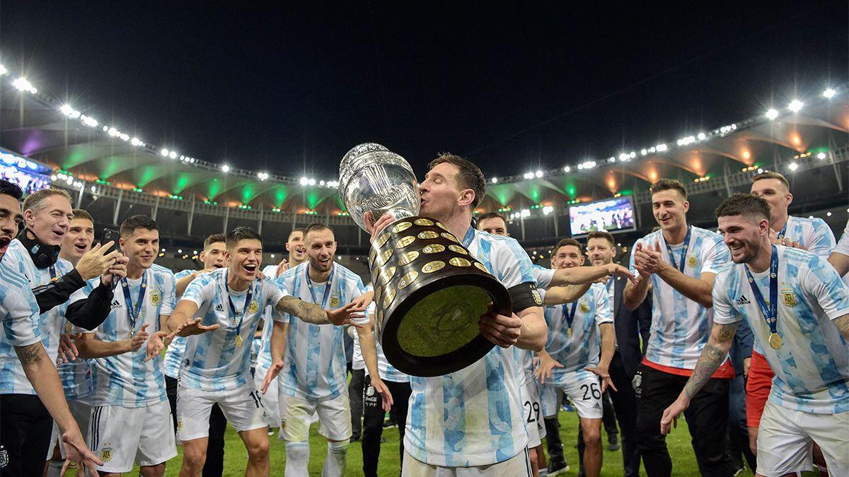 ¡¡¡¡Argentina Campeón!!!