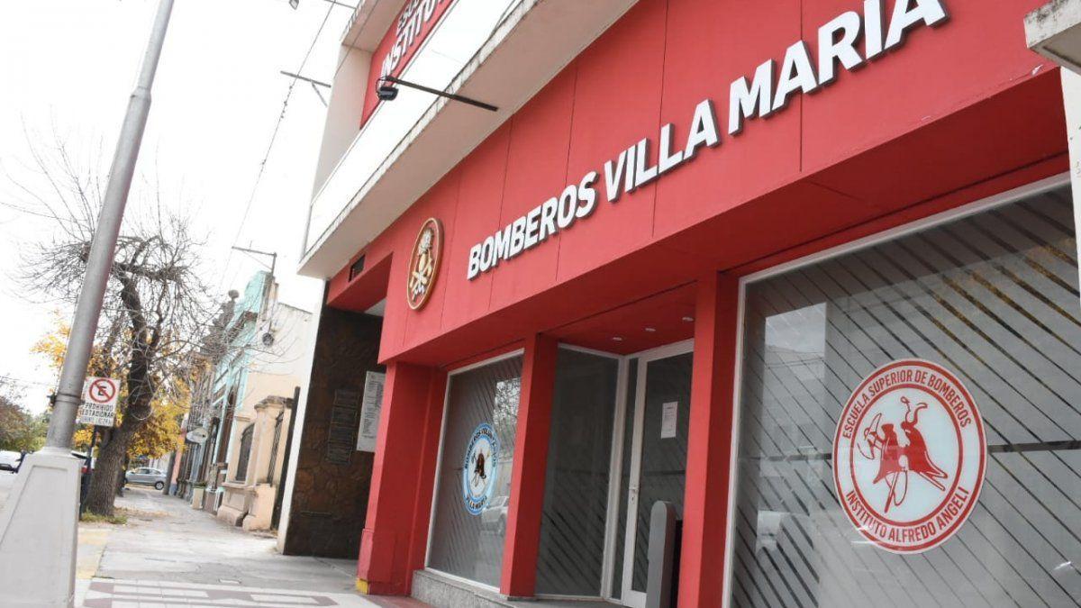 Bomberos Voluntarios de Villa María acudieron a cuatro hechos en apenas 15 minutos.