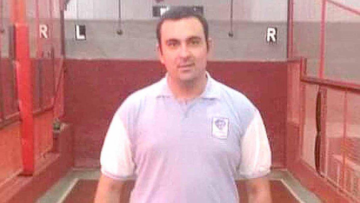 Martín Merelo.