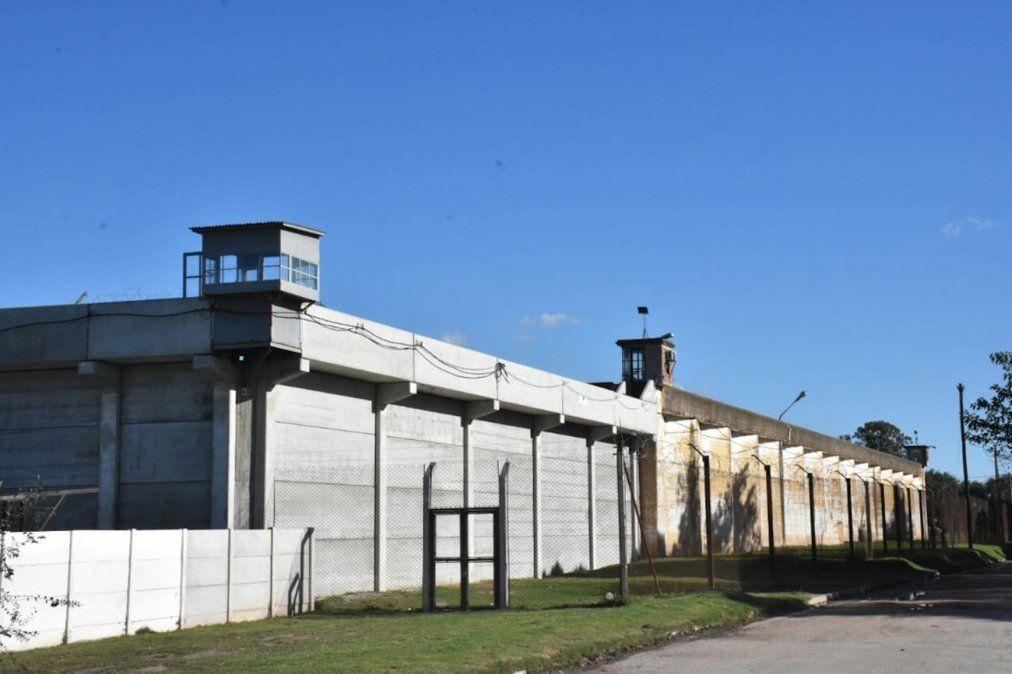 El Establecimiento Penitenciario N°5 de barrioBelgrano.