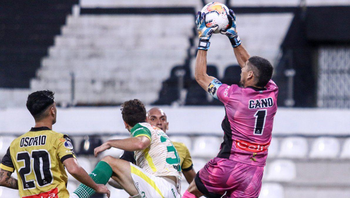 Defensa y Justicia consiguió un empate ante Coquimbo