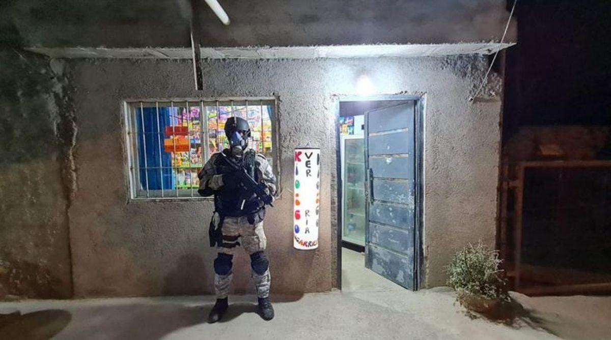 Utilizaban un kiosco para comercializar drogas