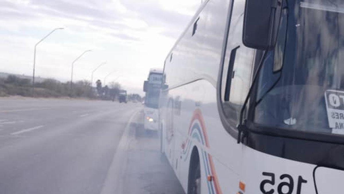El asalto ocurrió a la altura de barrio Nuestro Hogar III, en la ciudad de Córdoba.
