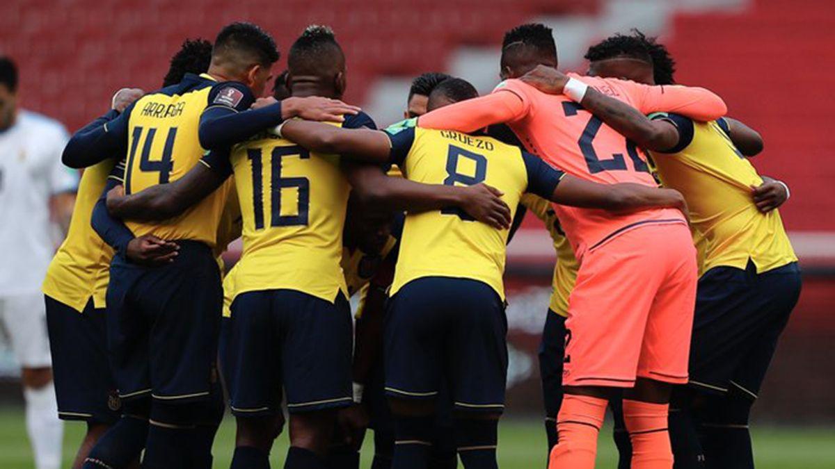 Ecuador derrotó a Uruguay en Quito