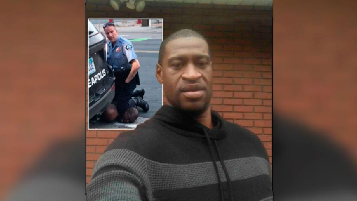 Empezó en Estados Unidos el juicio por el asesinato del afroamericano George Floyd