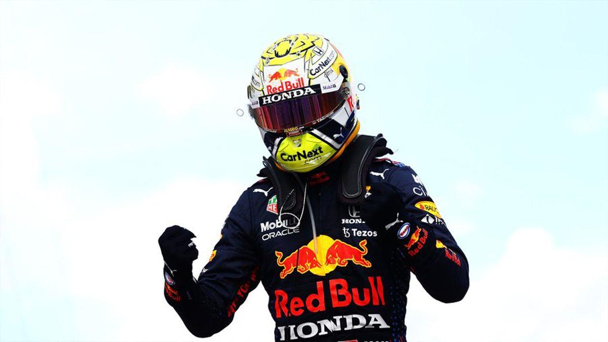 Verstappen volvió a ganar en la Fórmula 1