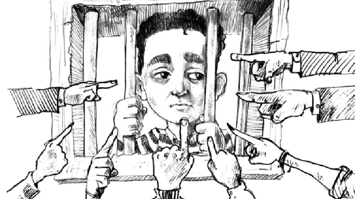 Martín, farsante y chivo expiatorio