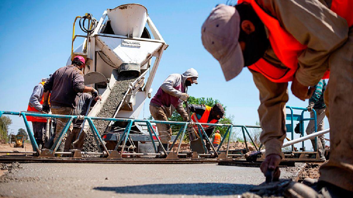 Creció fuerte en Córdoba el despacho de cemento en los últimos meses