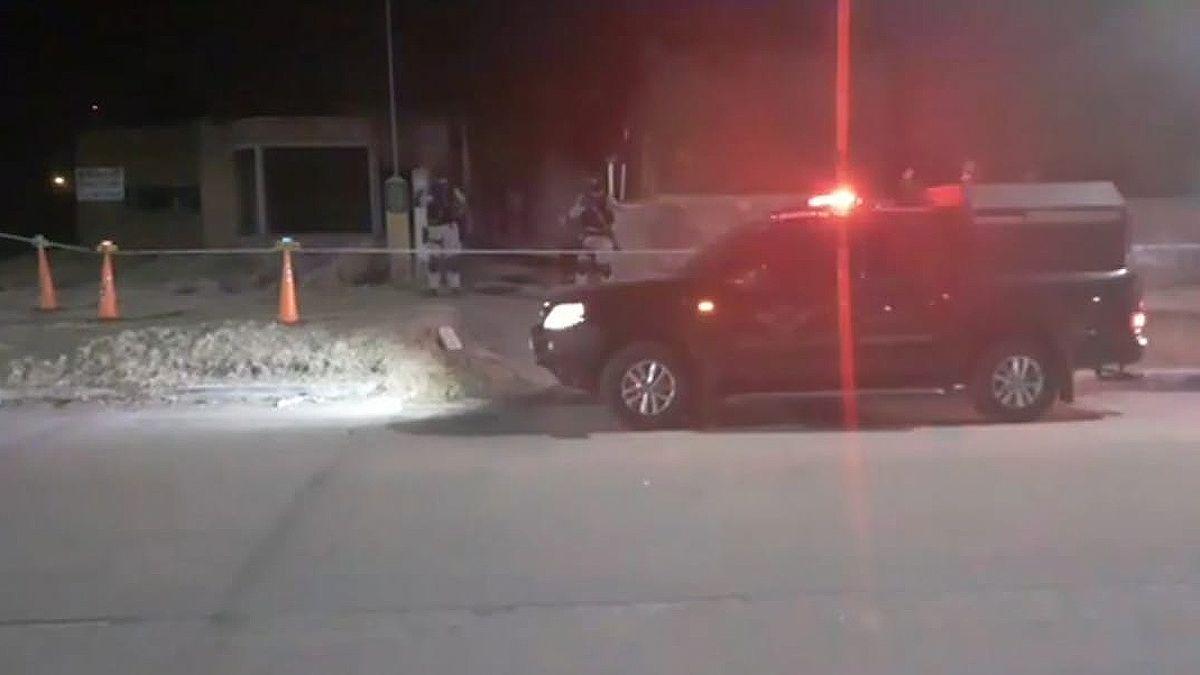 Un hombre de25 años fue aprehendido anoche en Huinca.