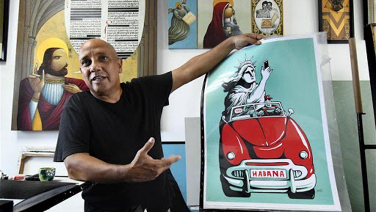 Entrevista al dibujante Ares: La inspiración llega cuando  se tiene mucha información