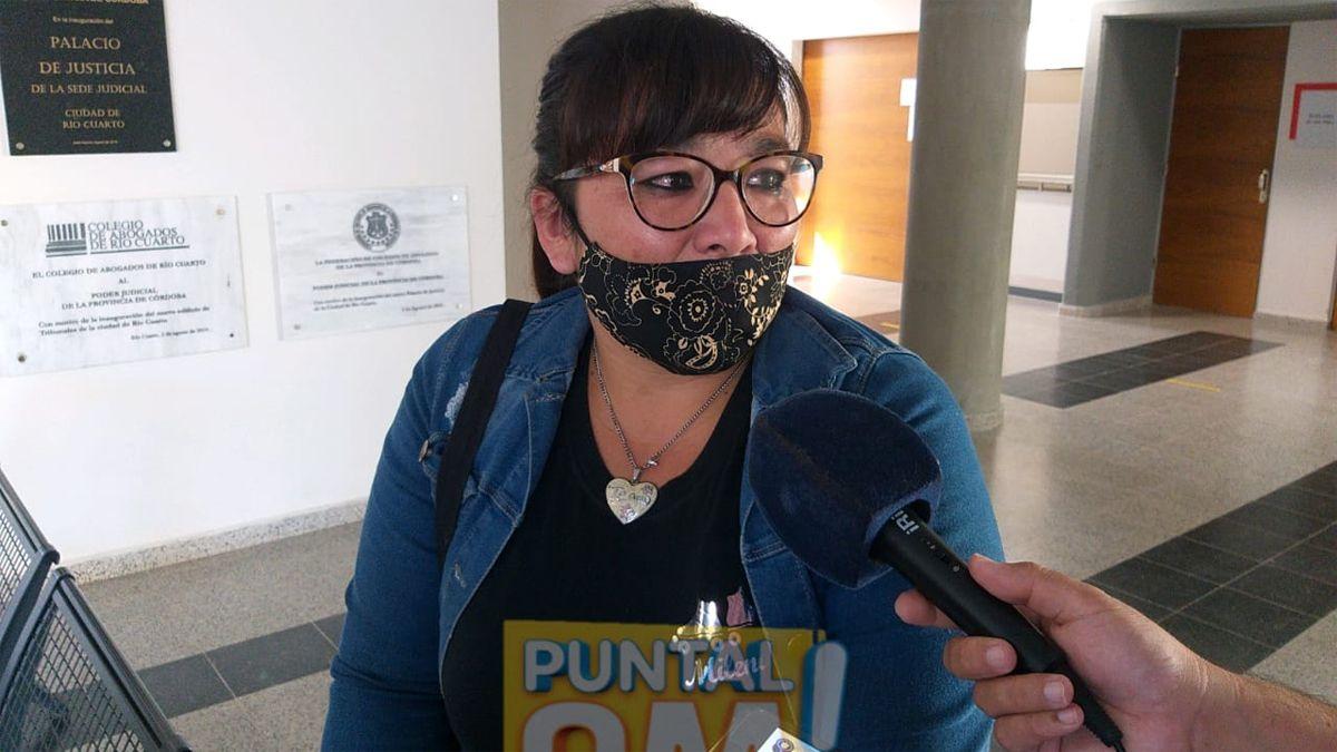 Sandra Elizabeth Benítez Alderete (37) fue atacada por su exmarido Héctor Humberto Agüero (61) el 3 de septiembre de 2019.