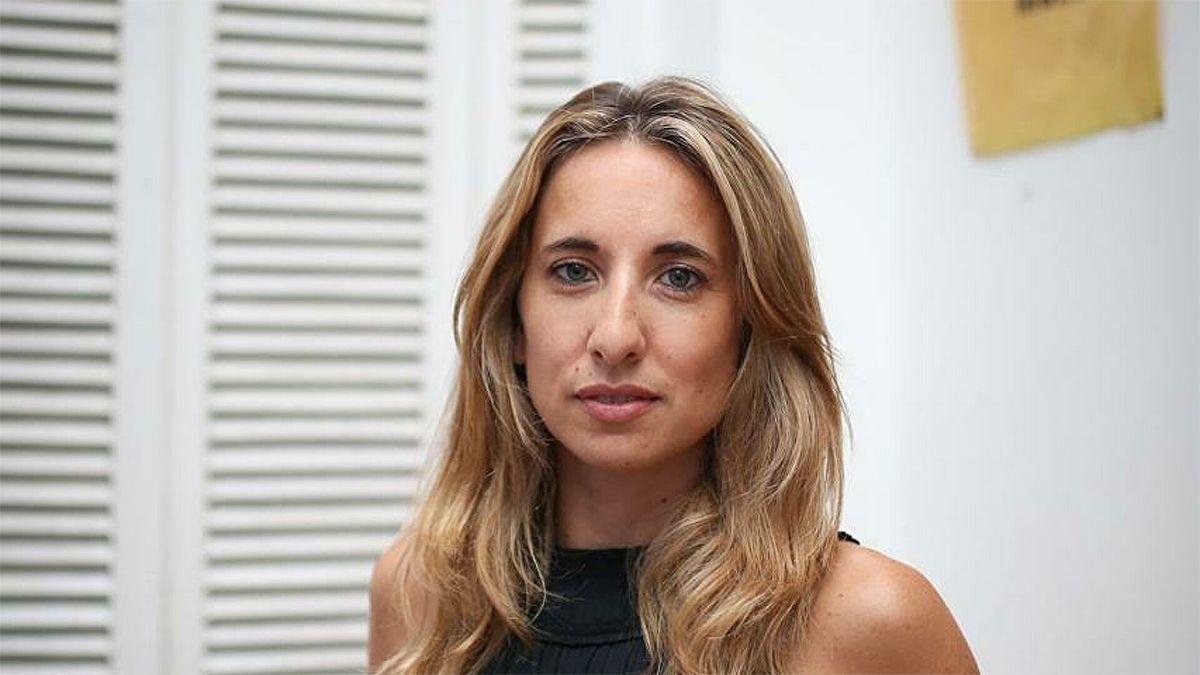 La asesora presidencial Cecilia Nicolini.