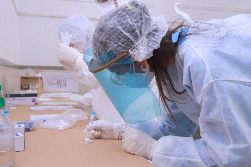 Se puso en marcha el nuevo puesto sanitario en barrio Rivadavia