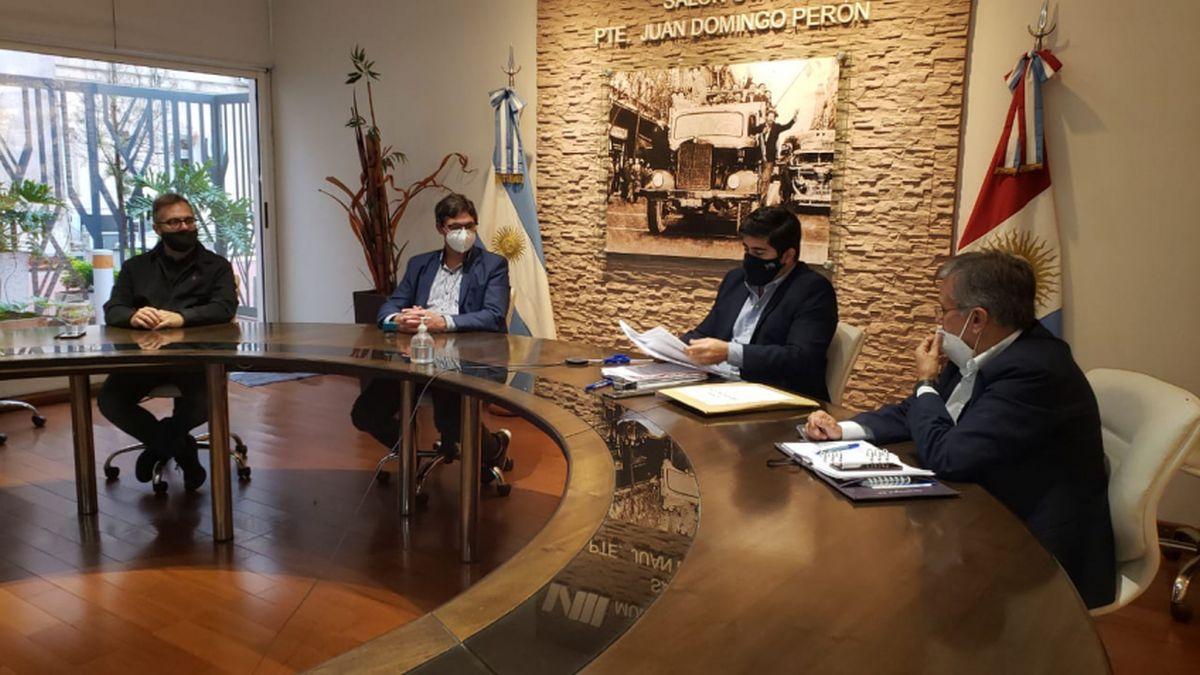 La intervención será financiada por la Secretaría de Obras Públicas de la Nación.