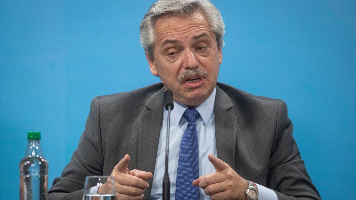 El presidente anunció la extensión de la cuarentena focalizada