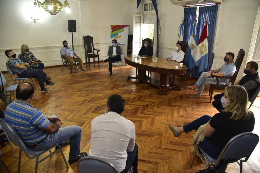 La Comunidad Regional San Martín
