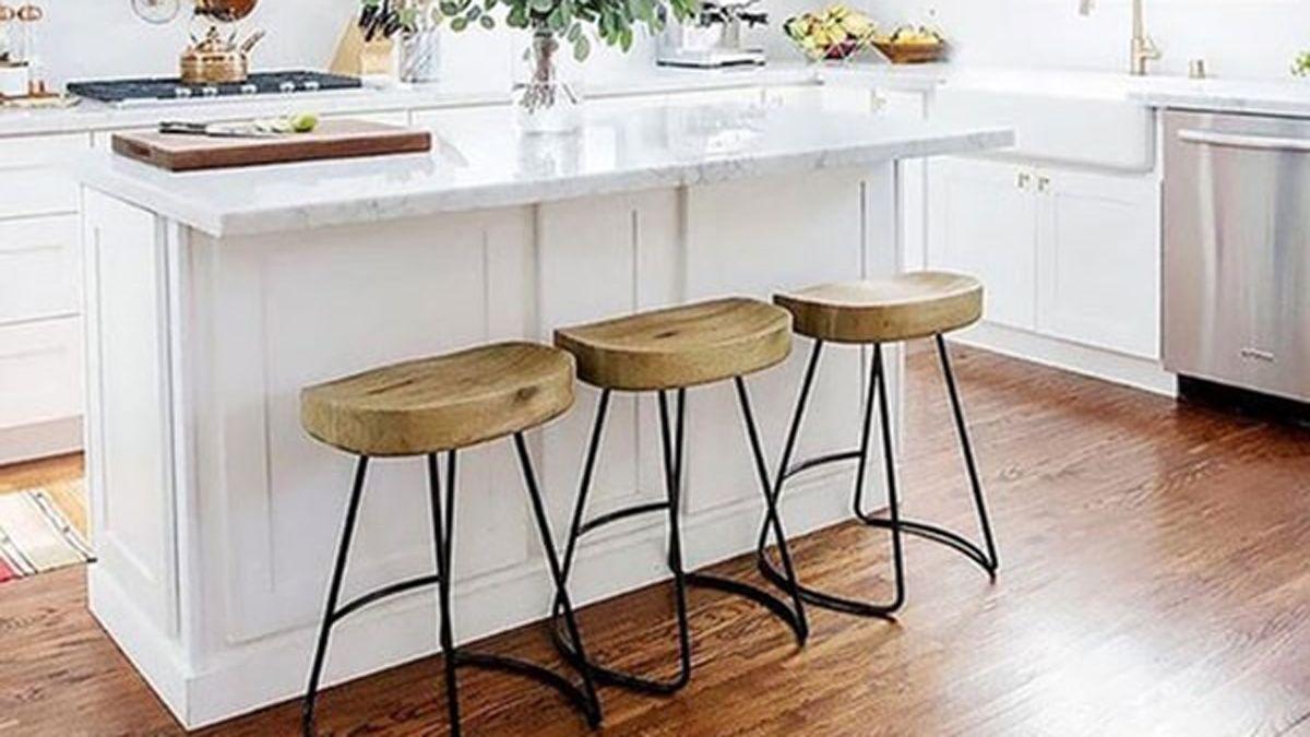 La cocina es un espacio del hogar en donde estos dos elementos se fusionan perfectamente - Imagen Pinterest.