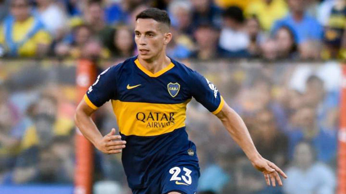 Iván Marcone se aleja del plantel superior de Boca y se va al Elche de España