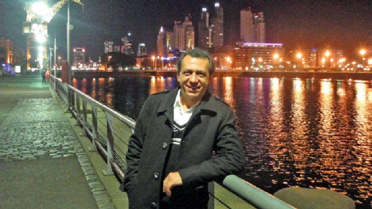 Carlos Boaglio es reconocido a nivel internacional por sus escritos. Fue por años profesor en Mackenna y es secretario de Cultura .