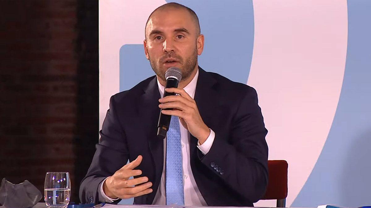 Guzmán anunció esta semana el acuerdo con el Club de París.
