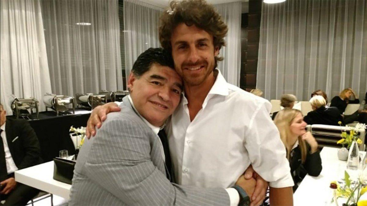Río Cuarto, un destino que se cruzó varias veces con la vida de Maradona