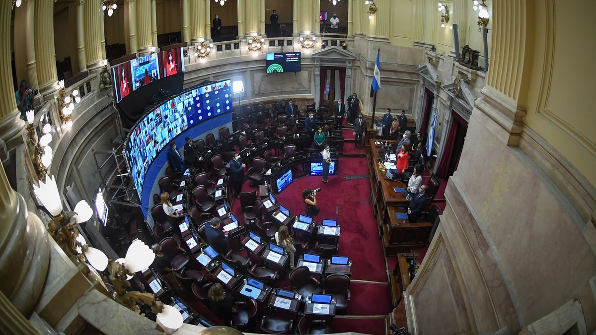 El Senado sancionó la ley de cambios en el Impuesto a las Ganancias.