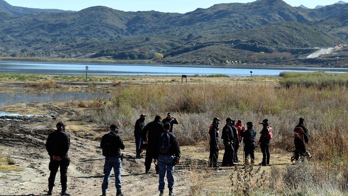 Los rastrillajes se extendieron a diques de San Luis