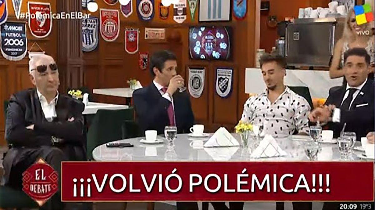 Mauro Viale en Polémica en el Bar (Captura YouTube)