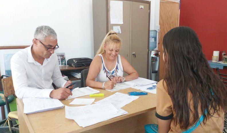 Cerró la inscripción para recibir el kit escolar en Villa Nueva