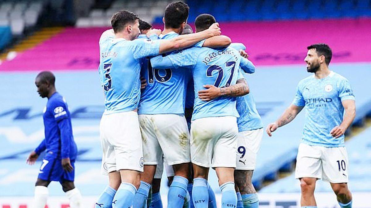 Manchester City se consagró campeón de la Premier League.