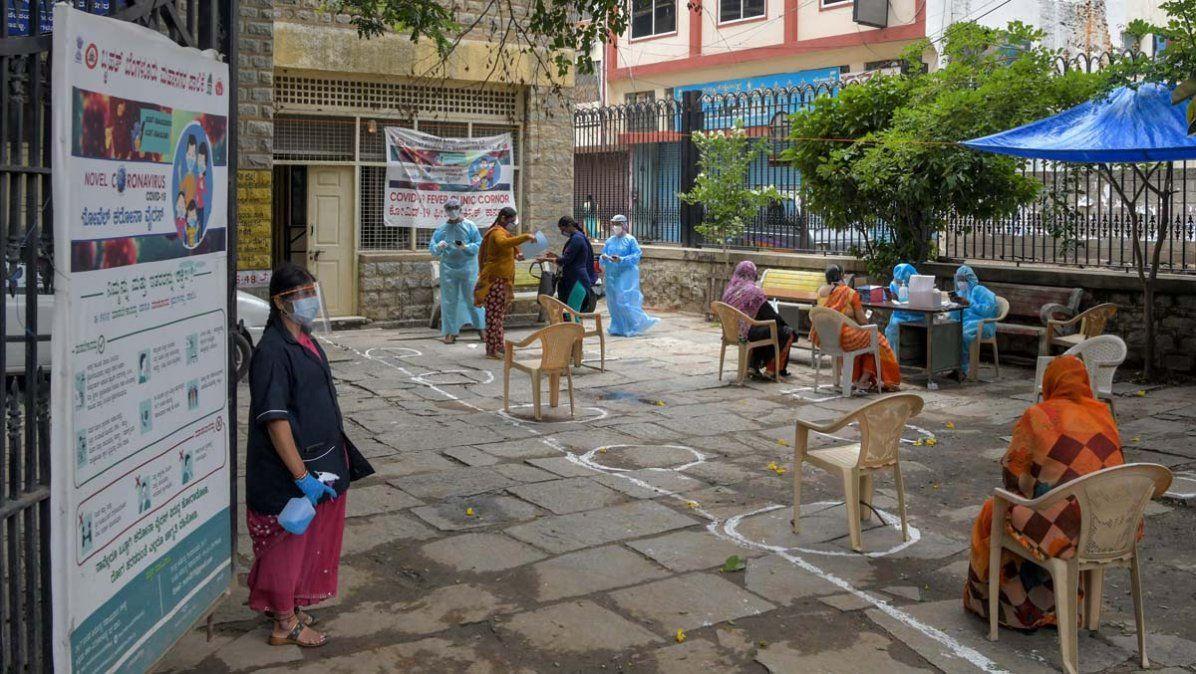 Vaticinan que 25 países sufrirán hambruna debido al coronavirus
