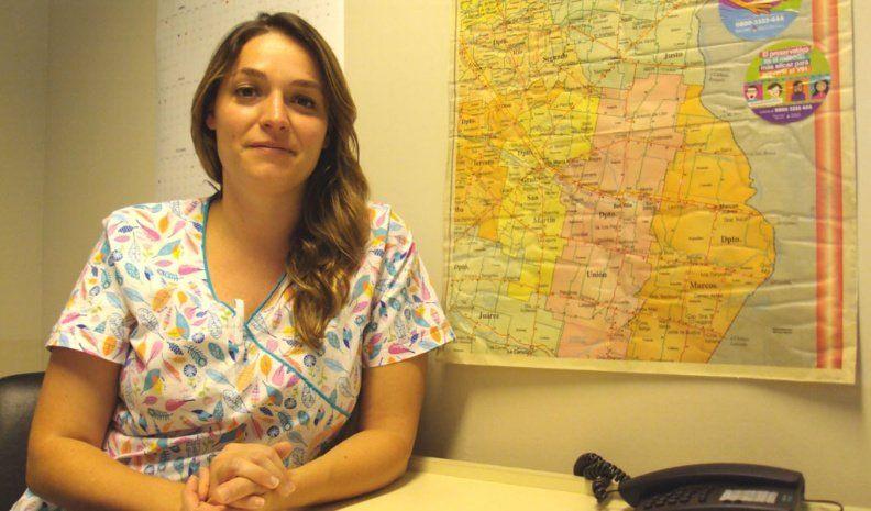 """""""No tenemos casos de hantavirus, pero cada tanto hay de fiebre hemorrágica"""""""