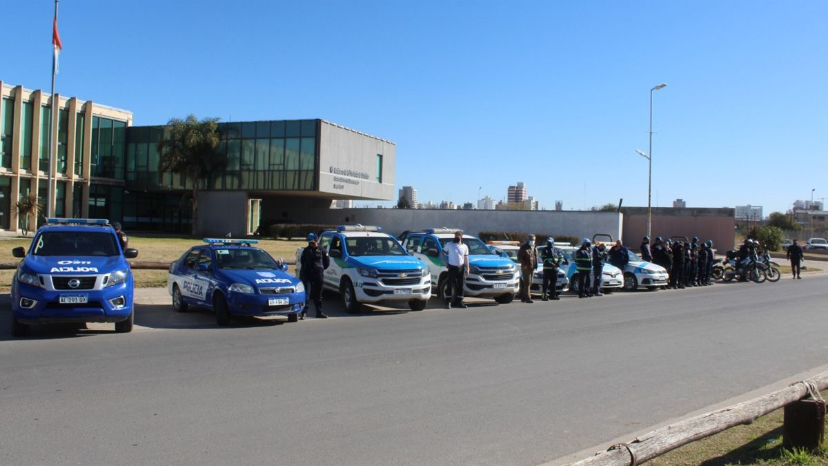 El Ente de Prevención Ciudadana y la Policía realizaron un operativo en conjunto.