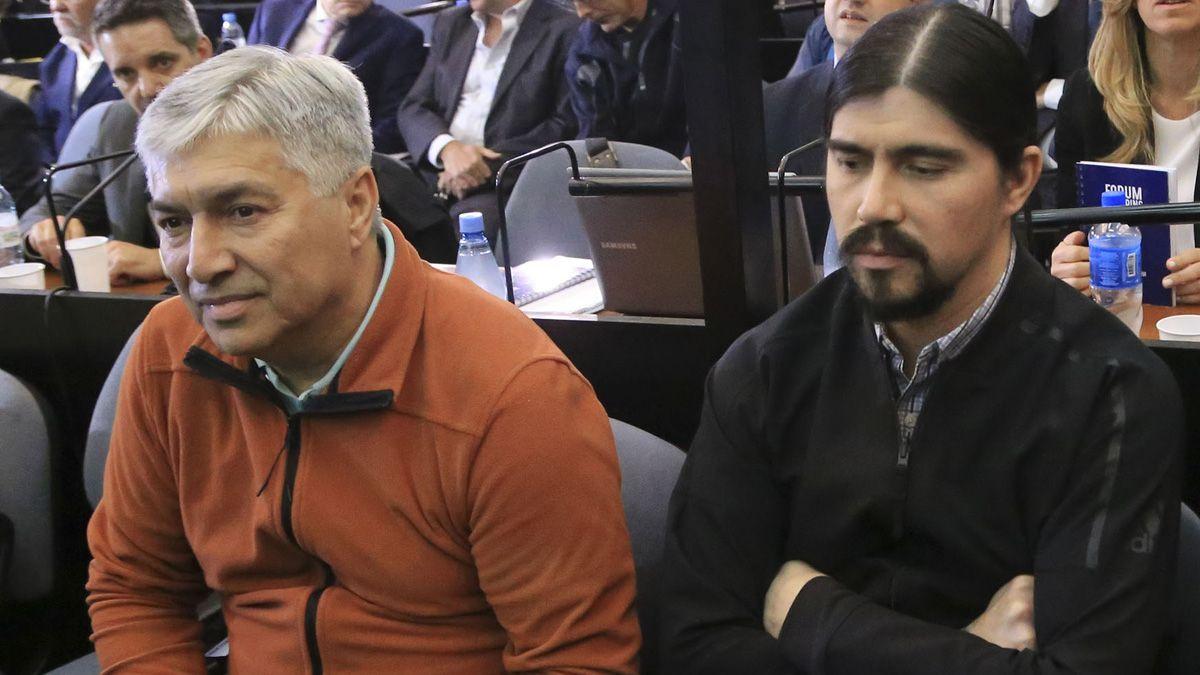 Martín Báez está procesado junto a su padre por presunto lavado de dinero.