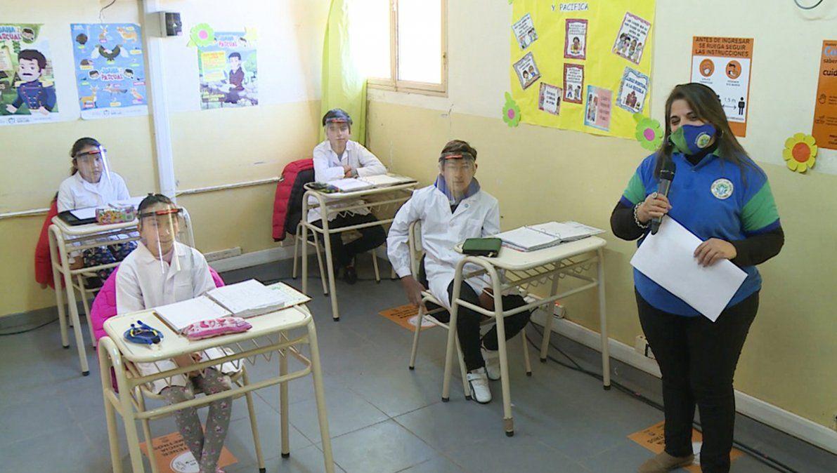 El 1º de marzo inicia el ciclo lectivo 2021 en todo Córdoba
