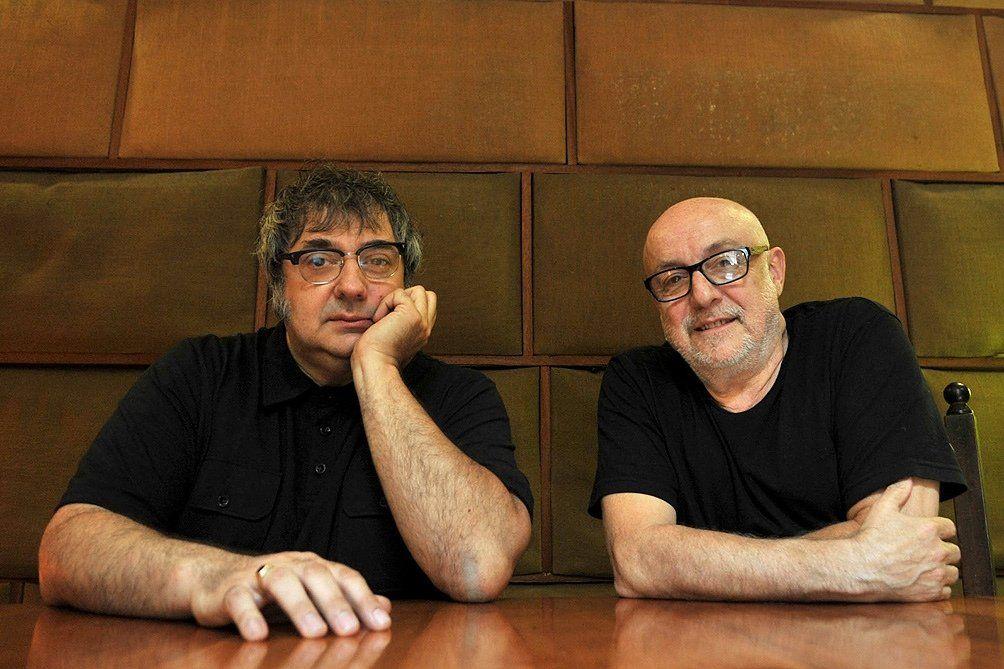 Vitale y Baglietto dan hoy un show vía streaming.