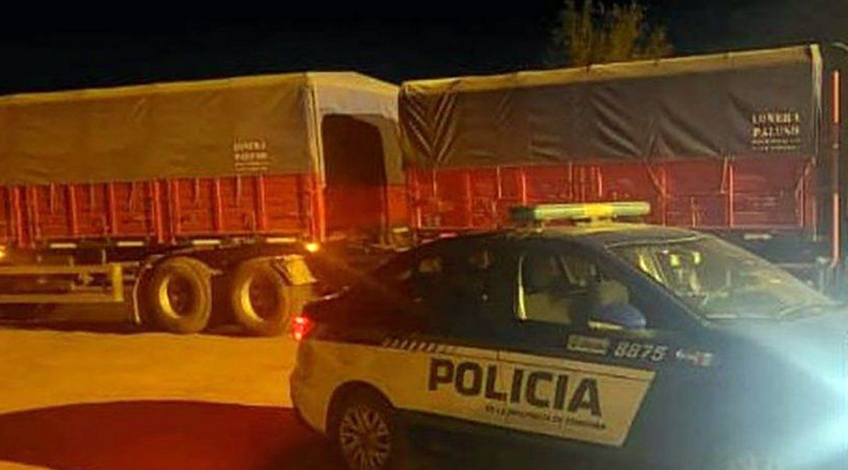 El camionero se abstuvo de declarar y recuperó la libertad