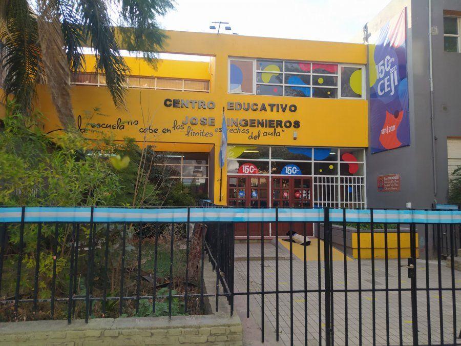 El edificio donde se dictan clases en la actualidad este año cumple 50 años desde su fundación.