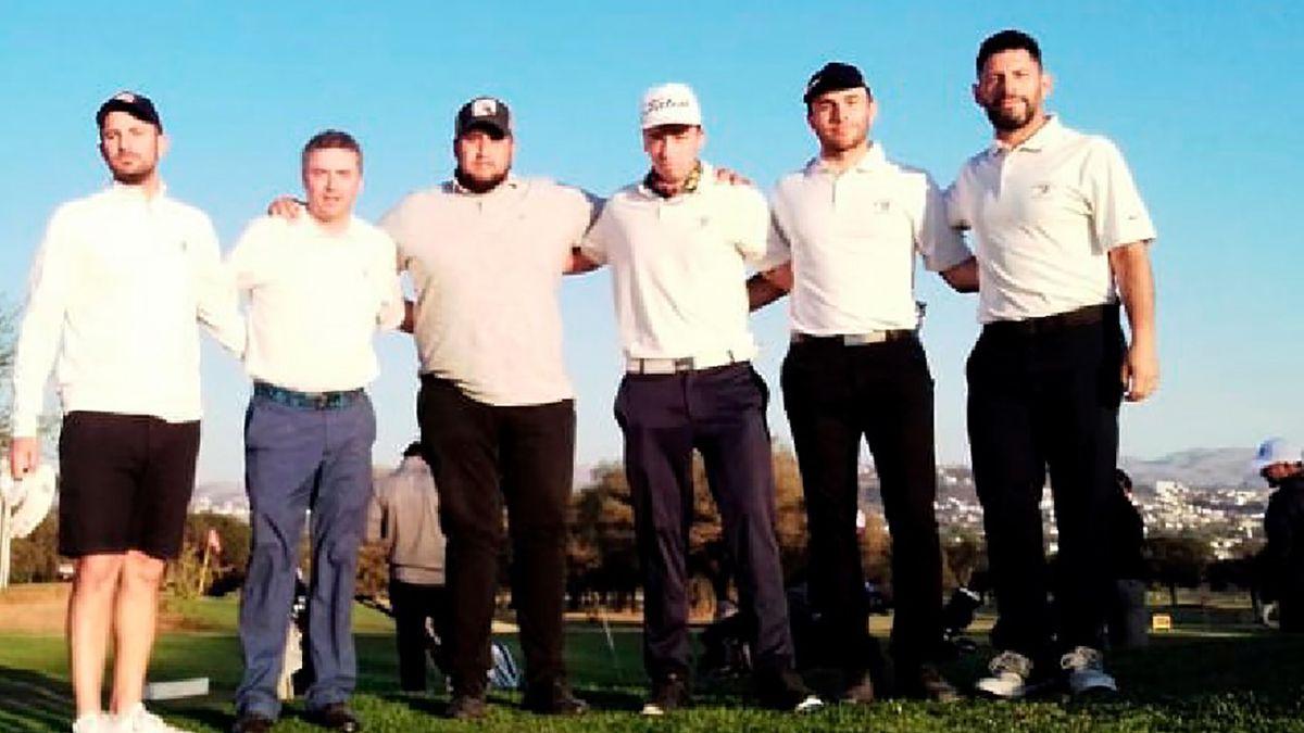 Buenas actuaciones del Río Cuarto Golf Club en el Provincial Interclubes