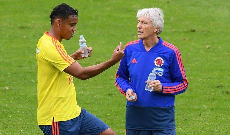 Colombia ya tiene su lista
