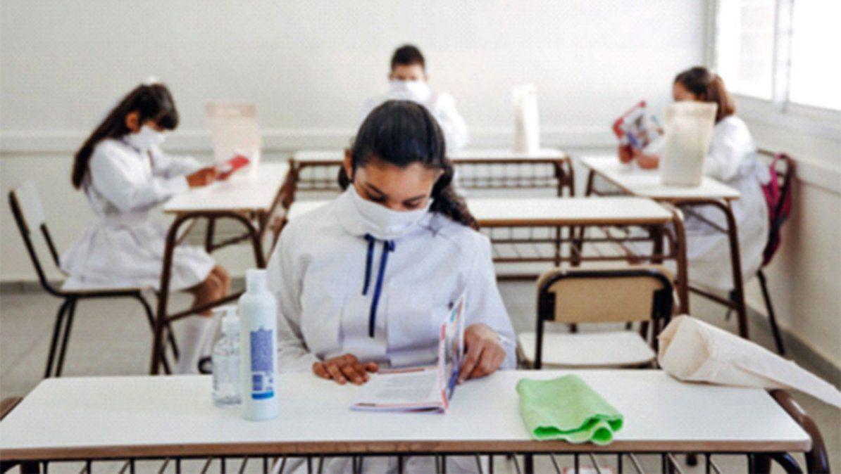Comienzan hoy las clases en cuatro distritos de la Argentina