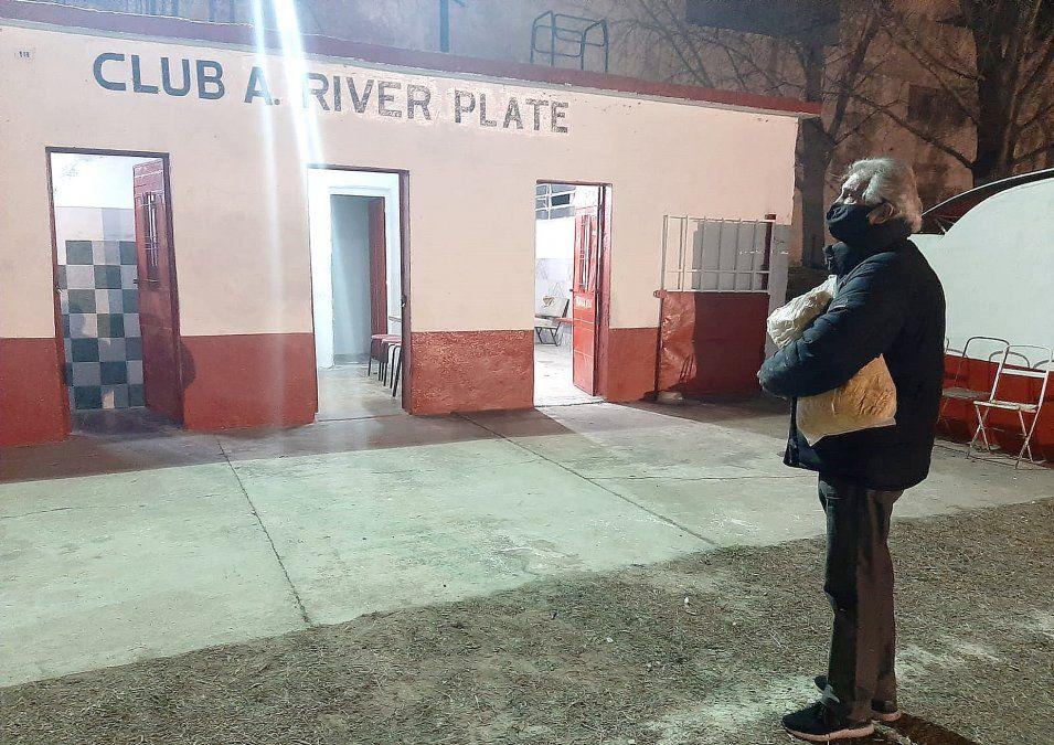 """José Barrionuevo consideró que """"en River Plate se lucha todos los días con el corazón. No hay deudas"""
