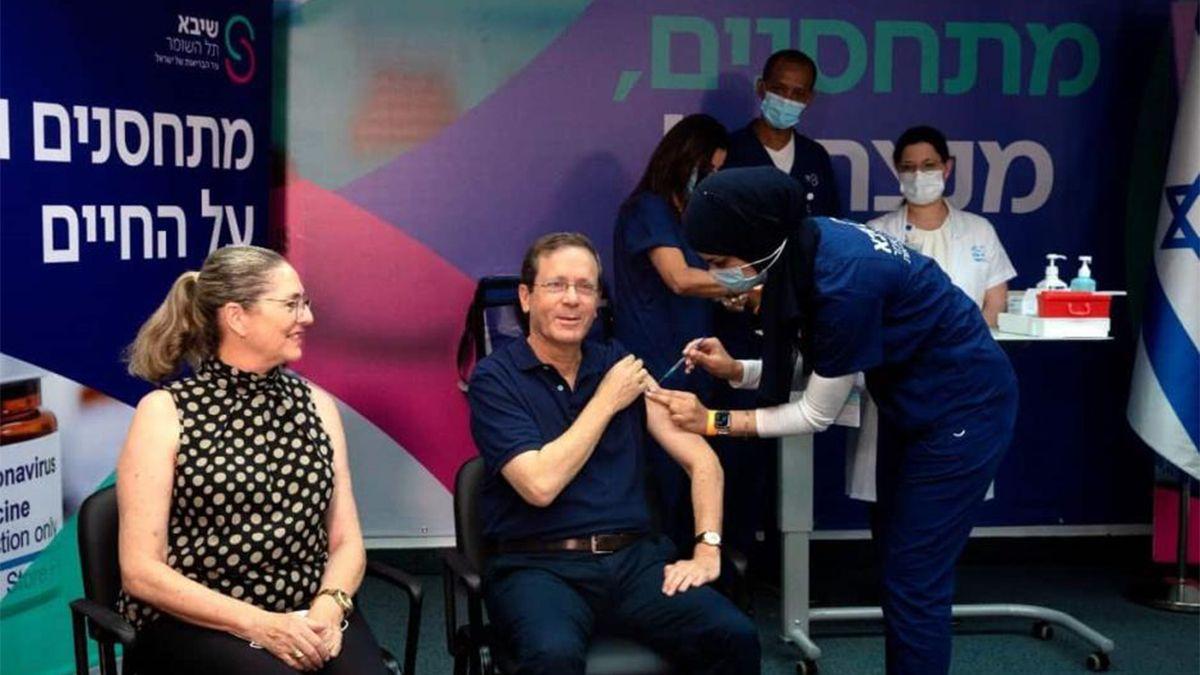 Israel lanzó el viernes pasado esta campaña