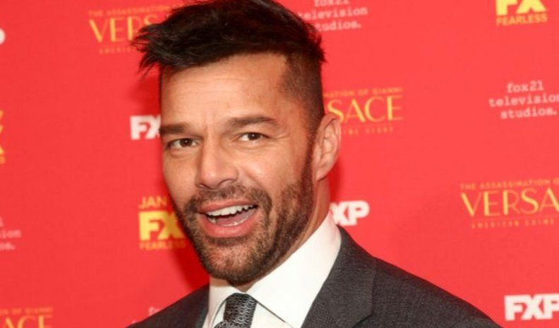 ¡Qué te hiciste! Mirá el nuevo look de Ricky Martin