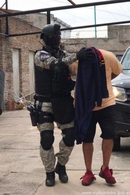 Detenido con pedido de captura
